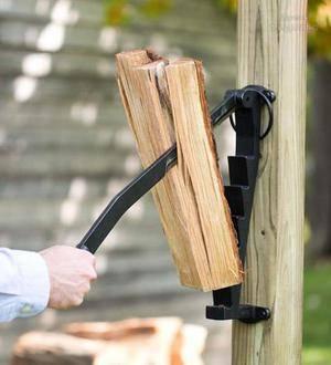 Самодельный колун для колки дров ручной вариант изготовления своими руками, материалы и инструкции