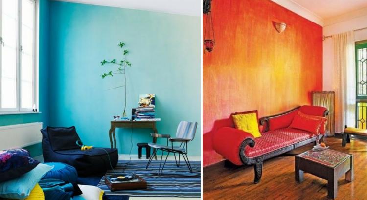 Как покрасить стены в квартире: 100 фото идей, практичные советы