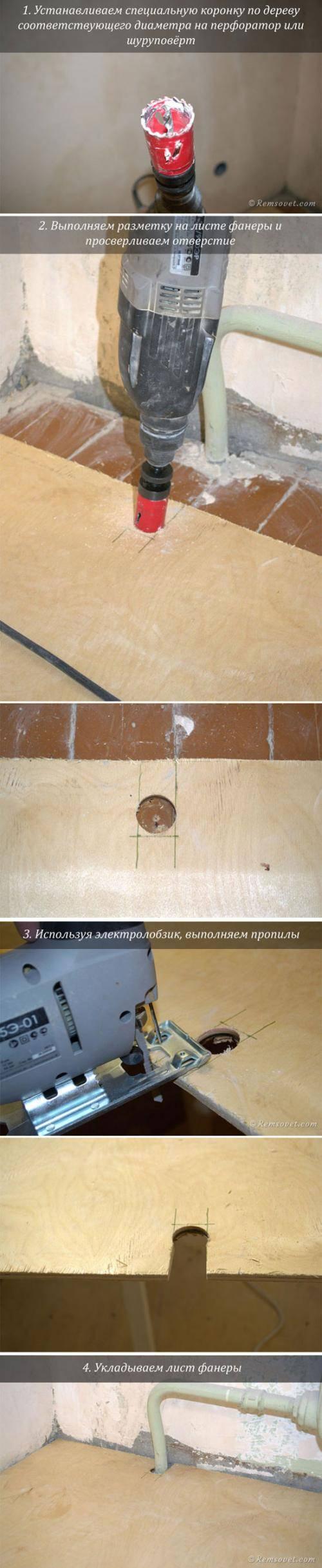 Практические рекомендации, как выровнять пол в деревянном или панельном доме