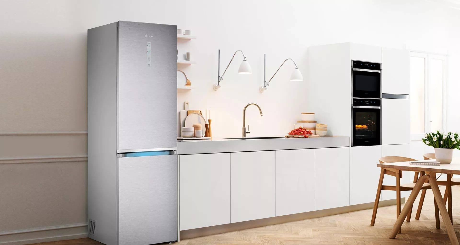 Какая стандартная ширина холодильника (размеры и габариты)