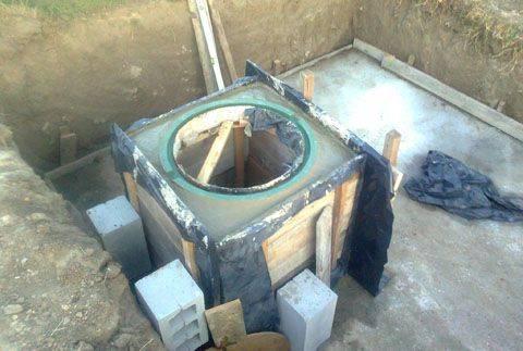 Как сделать канализацию на даче - монтаж своими руками