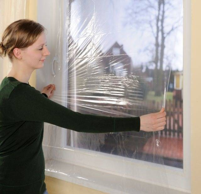 Термопленка для окон – как сделать дом теплее без лишних трат: Обзор