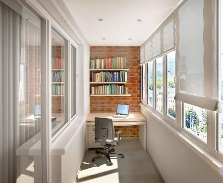Лоджия и балкон: отличия значительны, но назначение у них одно