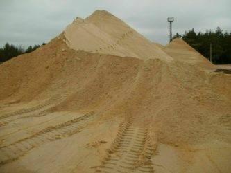 Чем кварцевый песок отличается от обычного строительного | в чем разница