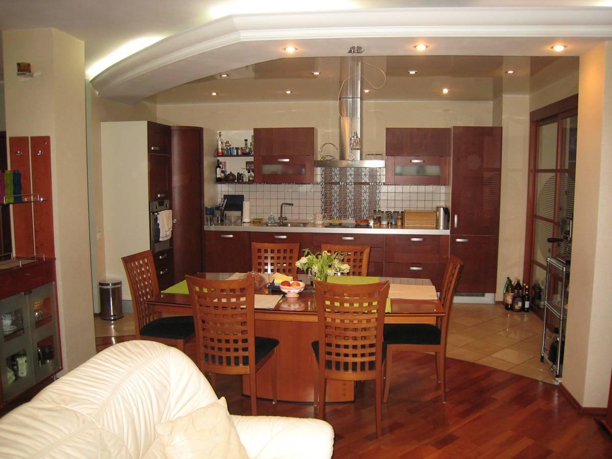 Большая кухня 19, 20 и 21 кв. м – 45 фото и 8 дизайн-советов