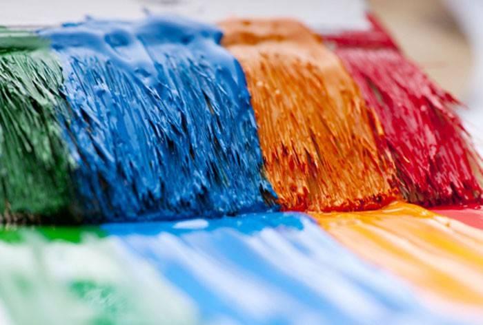 Как разводить и наносить водоэмульсионную краску