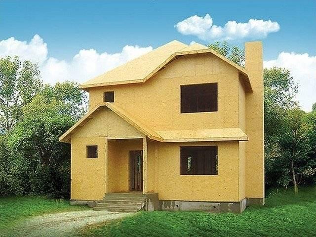Плюсы и минусы дома из сип панелей