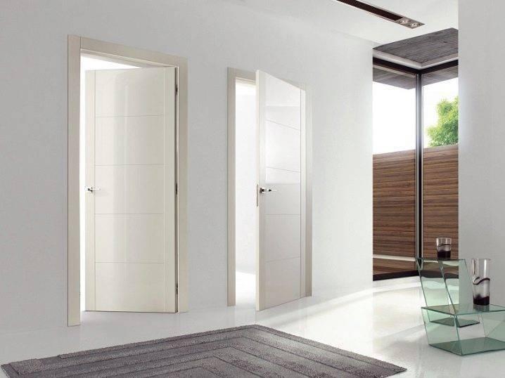 Выбор и монтаж дверей в ванную комнату и туалет