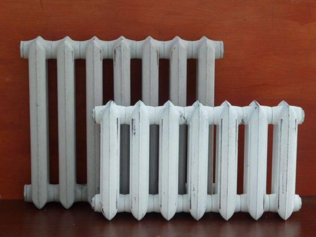 Теплоотдача чугунных радиаторов мс 140   всё об отоплении