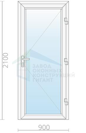 Алюминиевые двери - светопрозрачные конструкции promal