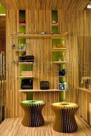 Фотообои «бамбук»: экзотика в интерьере