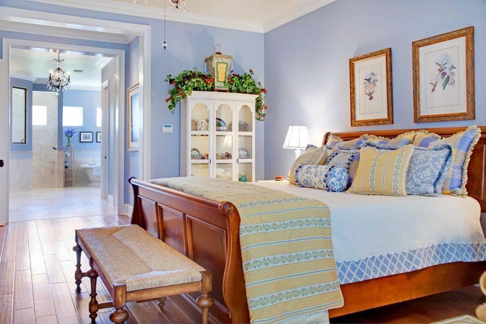 Спальня в стиле прованс: 60 фото в интерьере, гид по дизайну