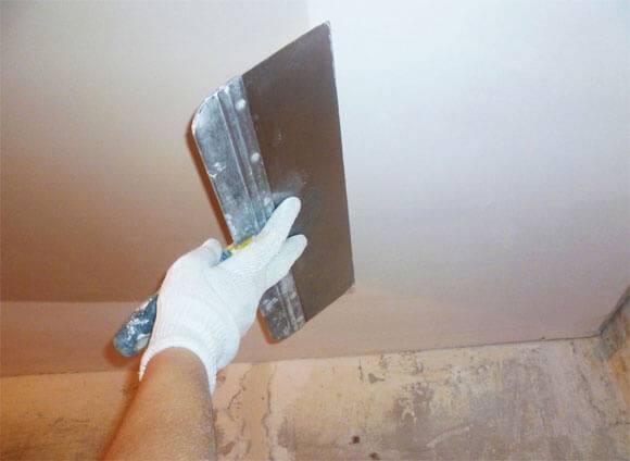 Как самостоятельно шпаклевать стены
