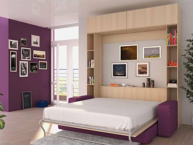 Шкафы кровати трансформеры от икеа. фото обзор откидных кроватей и диванов