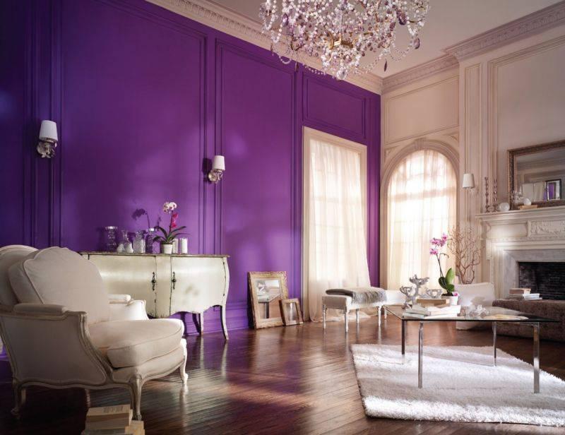 Обои в стиле прованс: виды, фото в интерьере, дизайн, выбор цвета, комбинирование
