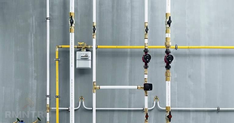 Трубопроводы для системы отопления | грейпей