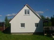 Вертикальный сайдинг: фото домов с вертикальным металлическим и сайдингом деке, а так же пошаговый монтаж