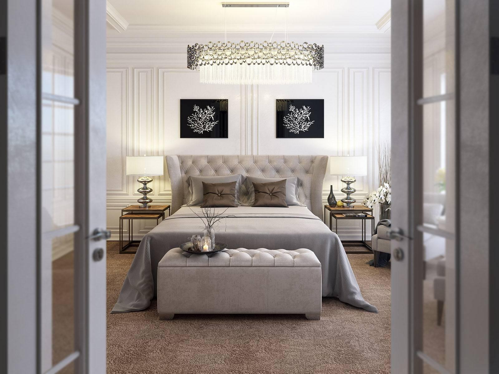 Модульные спальни: обзор преимуществ и недостатков, фото идей оформления в интерьере