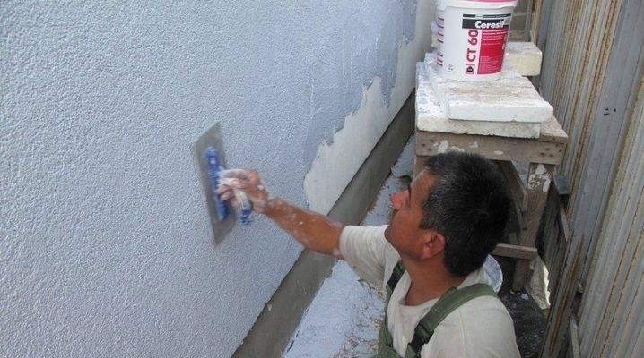 Штукатурка наружных стен: виды, преимущества и инструкция