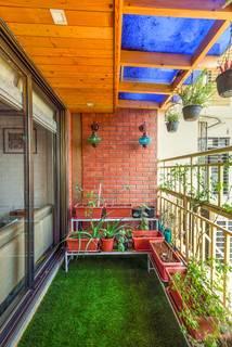 Дизайн панорамного балкона,виды и особенности - фото примеров