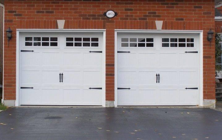Распашные гаражные ворота из дерева своими руками: советы и ньюансы