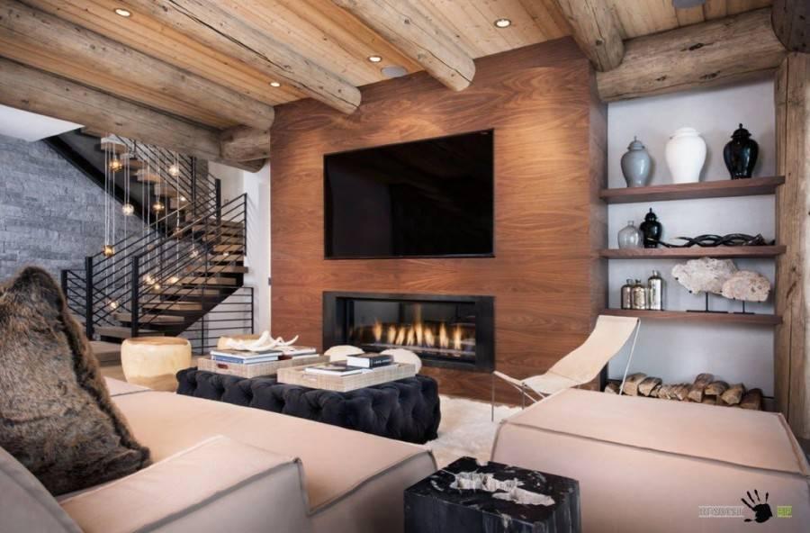 Идеи обычного ремонта зала своими руками (50 фото): отделка гостиной комнаты в современном стиле декоративным камнем и деревом