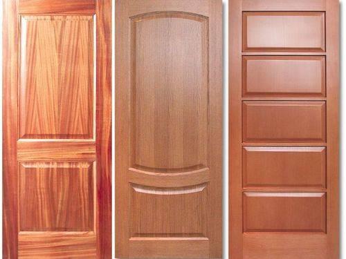 Современные царговые двери – что это?