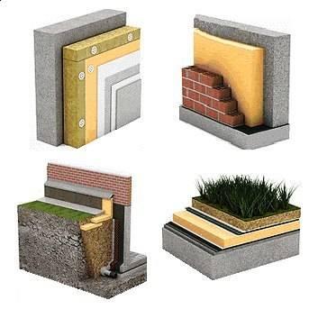 Как утеплить фундамент у частного дома снаружи?
