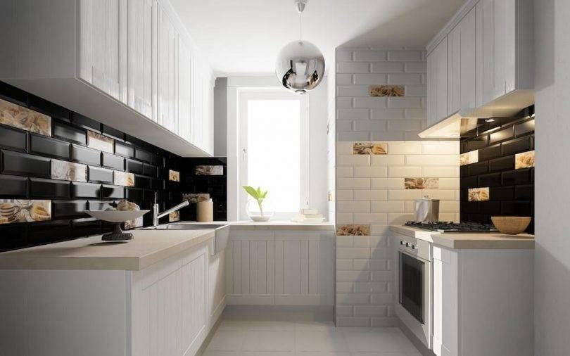 Темный фартук для кухни (50 фото): черные кухонные фартуки и цвета венге в интерьере белых и светлых кухонь