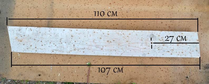 Как сделать самостоятельно удобные козлы для распилки дров