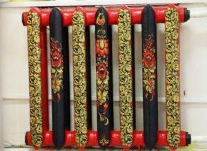 Как покрасить батарею отопления своими руками: выбор краски, расчет площади чугунных радиаторов (видео)