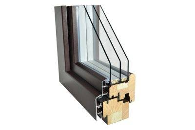 Раскладка на окнах пвх