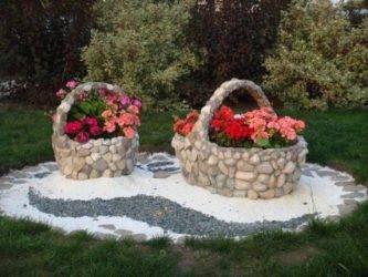 Изготовление вазонов для цветов своими руками: вазоны из дерева, декоративные и садовые вазоны