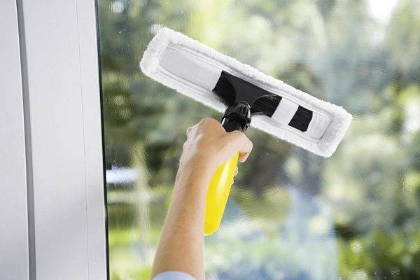 Топ-7 стеклоочистителей karcher для мытья окон