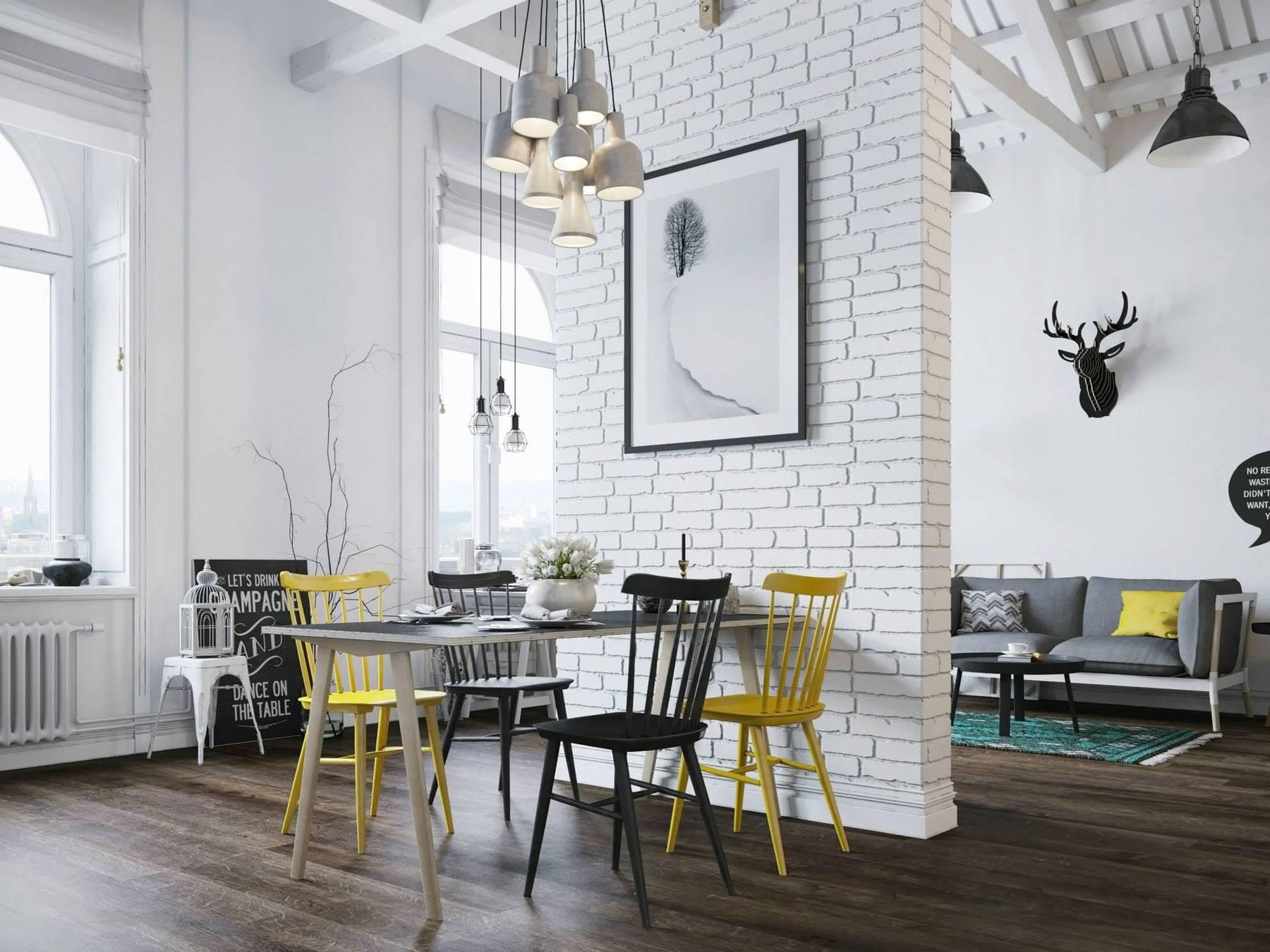 Возможен ли современный дизайн в двухкомнатной квартире в хрущевке?