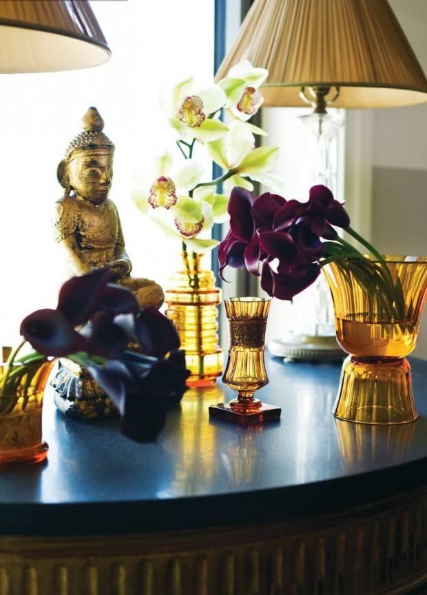 Индийский стиль в интерьере - 60 примеров идеального дизайна