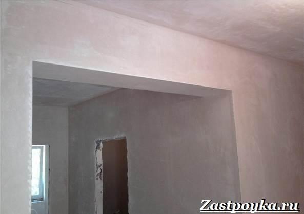 Нормы расхода штукатурки на 1 м² стены
