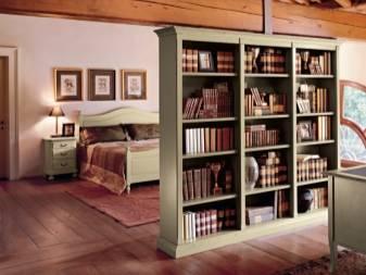 Шкаф-перегородка для разделения комнат: 50+ фото, идеи и рекомендации по выбору