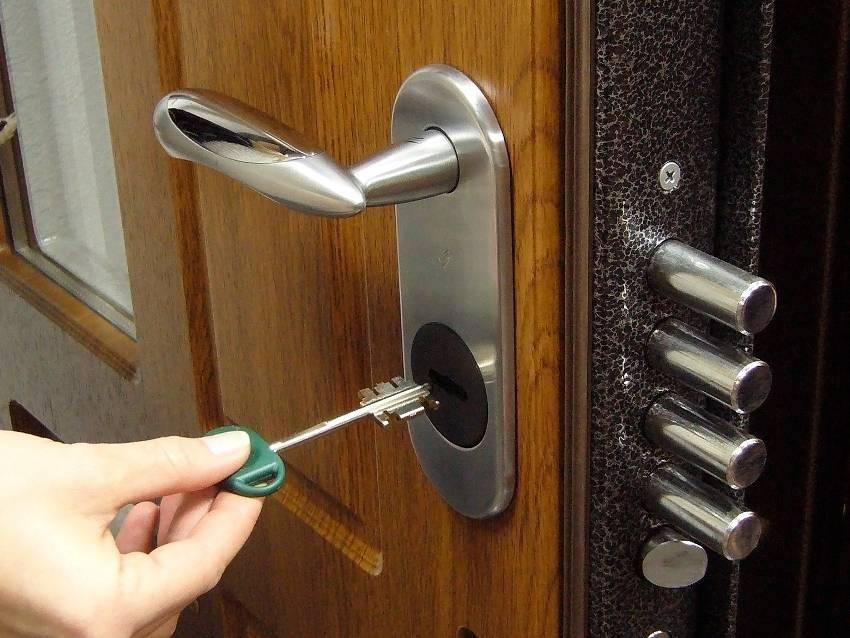 Ремонт замков дверей распространенные поломки и способы их устранения – первый дверной