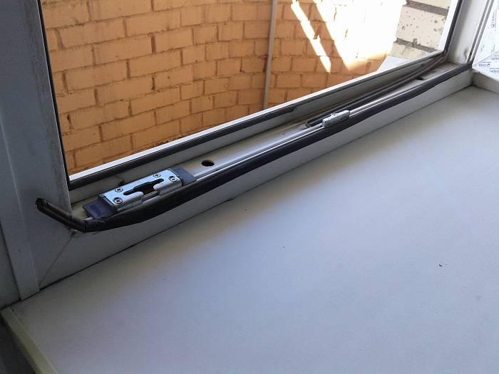 Как поменять резинки на пластиковых окнах самостоятельно?