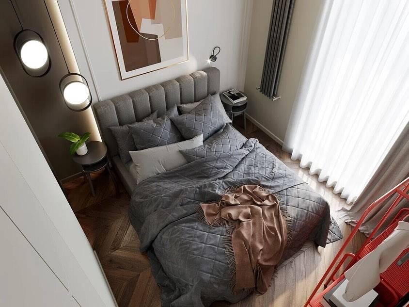 Перепланировка однокомнатной квартиры — варианты и фото проектов