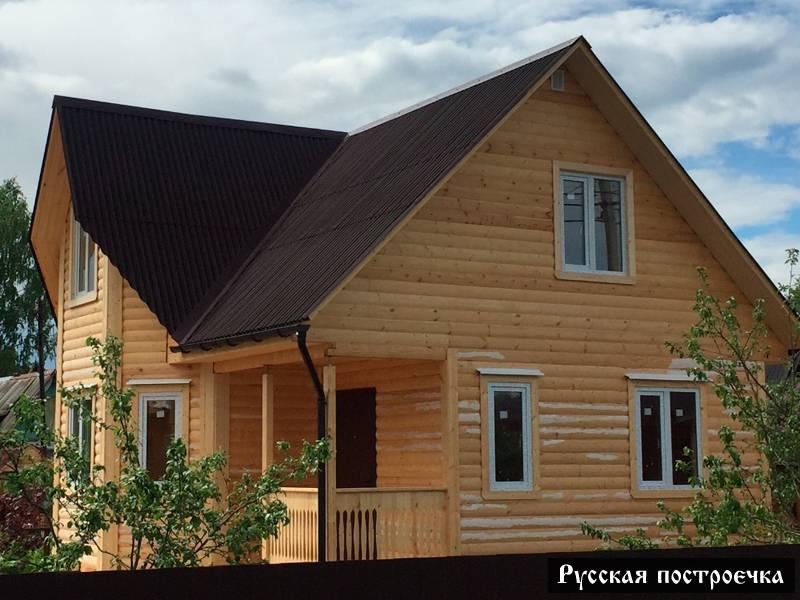 Когда лучше строить дом — весной, зимой или осенью