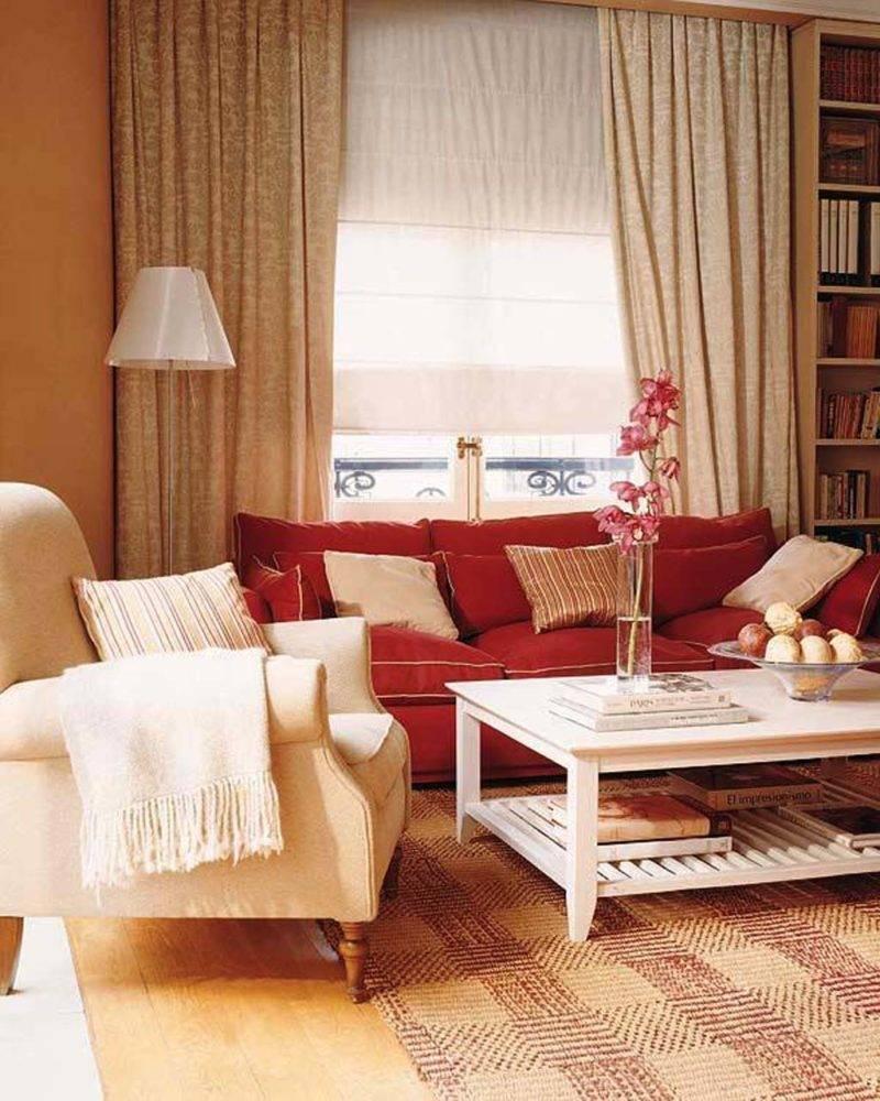 Выбор шторы для эркерного окна