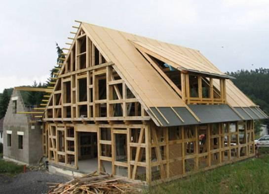 Каркасный дом плюсы и минусы строительства