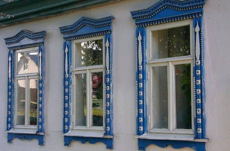 Как сделать красивые наличники на окна своими руками – пошаговая инструкция и чертежи