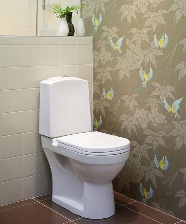 Отличные идеи дизайна отделки туалета пластиковыми панелями