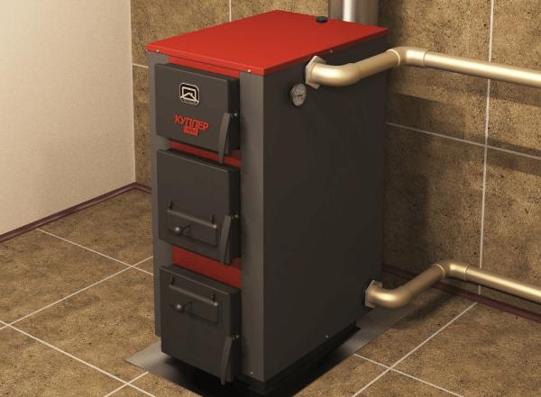 Твердотопливный котел: идеи по выбору и применению в схеме отопления (1 фото и видео)