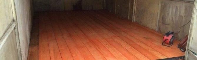 Чем покрыть бетонный пол в гараже, чтобы не пылил: 6 способов решения проблемы