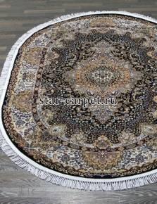 Овальные ковры в интерьере: советы по выбору и расположению — статья от avalon-carpet.ru