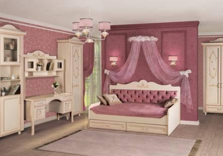 Диваны для детской комнаты — популярные моделей разных производителей